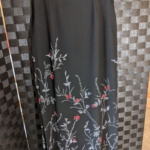 🧁Long Skirt Hunt Club Floral  Size 16Tall